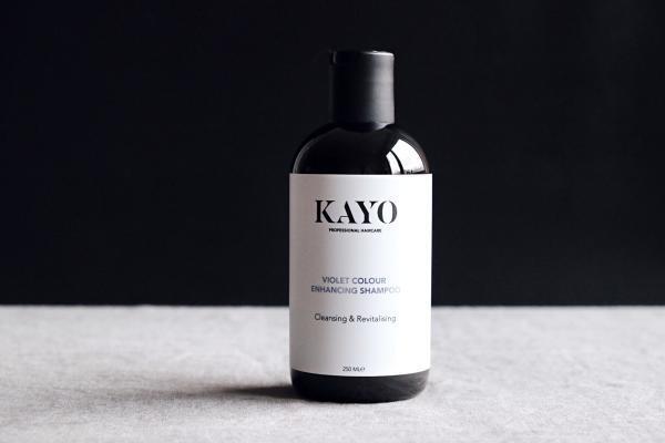 Voilet colour enhancing shampoo